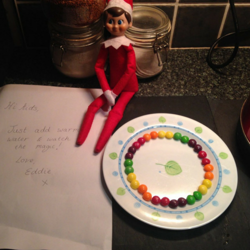 Elf on the Shelf – Rainbow Magic!