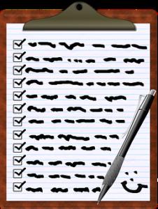 checklist-1643784__340