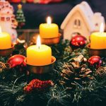 Candles at Christmas – A Magical Glow