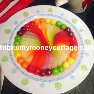 Skittles Rainbow Magic
