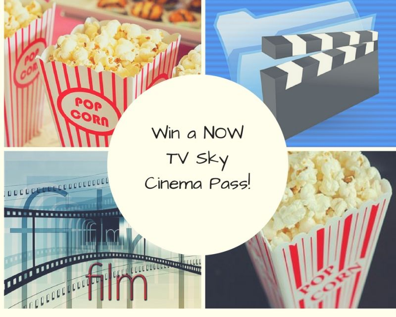 WIN a 2 Month Sky Cinema Pass with NOW TV