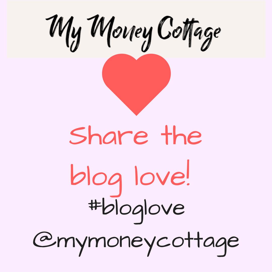 Blog Love #1