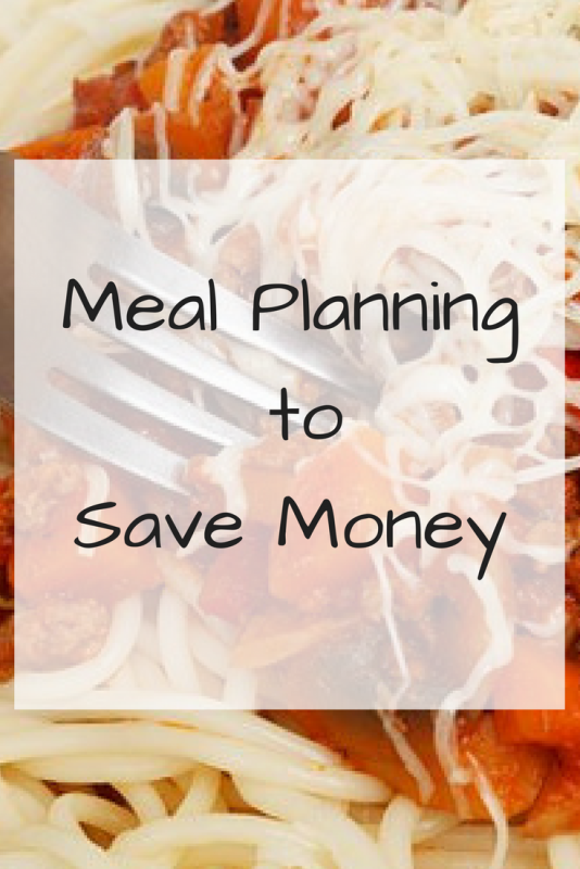 Meal Planning to Save Money (2)