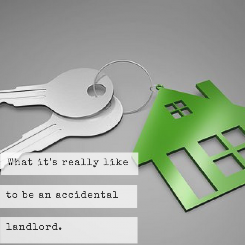 """What it's really like to become """"accidental landlords"""""""