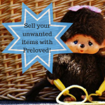 Sell your unwanted items with Preloved!