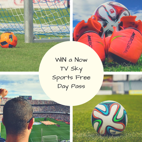 Competition – WIN a Now TV Sky Sports Free Day Pass
