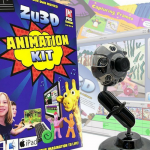 We LOVE the Zu3D Animation Kit – Review & Giveaway!