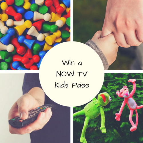 Win a 3 Month NOW TV Kids Pass