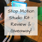Stop Motion Studio Kit – Review & Giveaway!