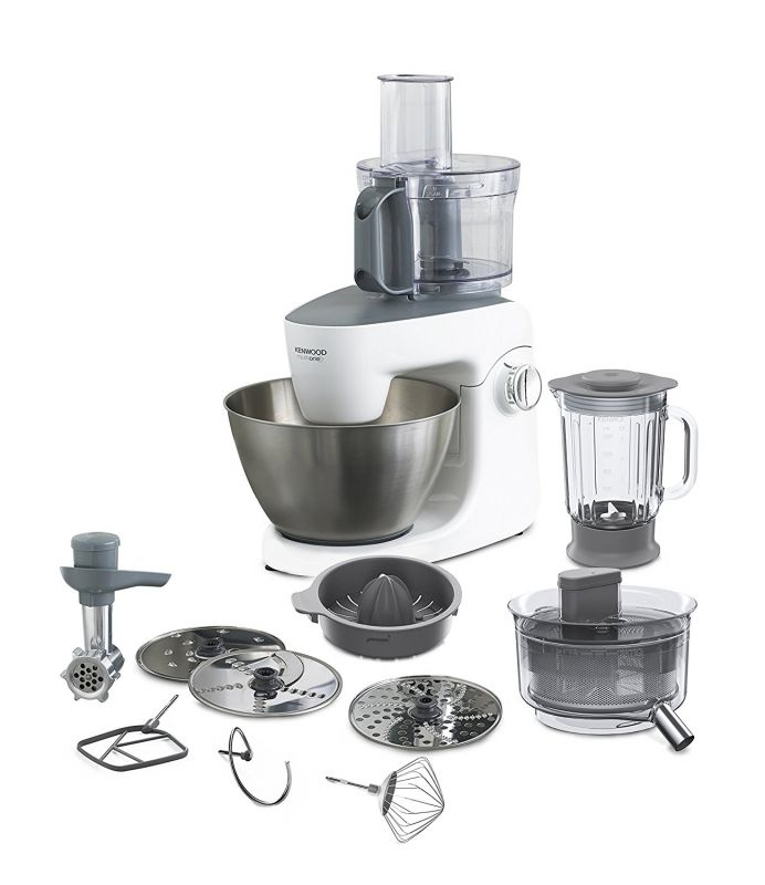 how to use my bosch food processor