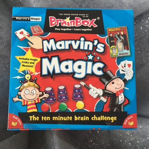 Brainbox Marvin's Magic