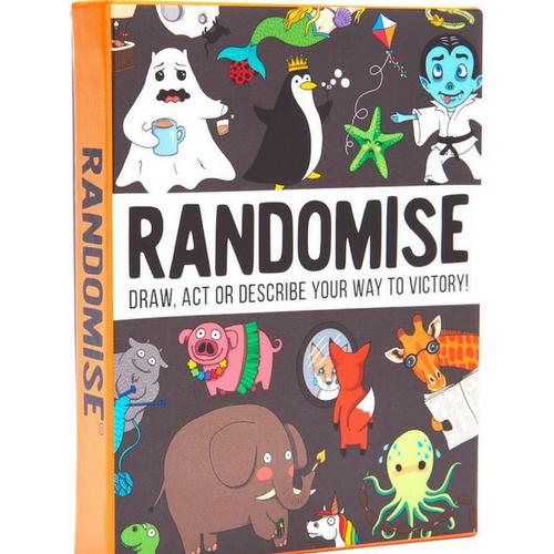 Randomise Game Giveaway!