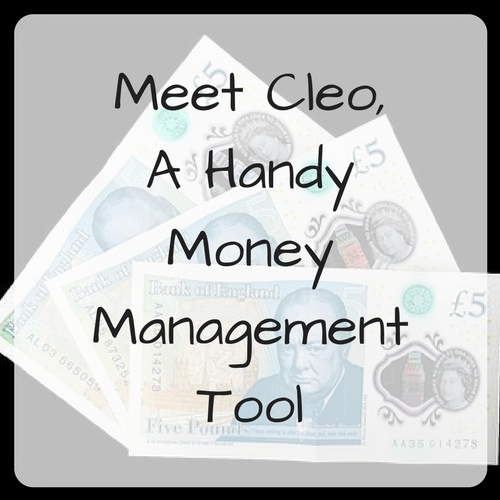 Meet Cleo, A Handy Money Management Tool