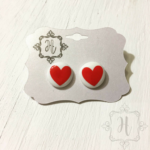 Valentine's Earrings