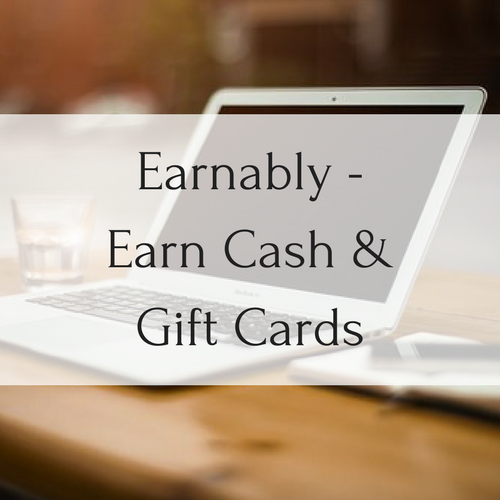 Earnably – Earn Cash & Gift Cards