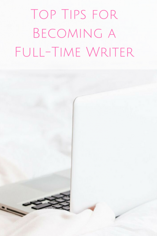 Full-Time Writer