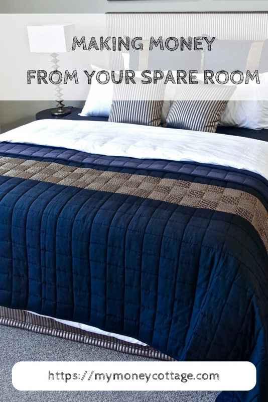 Making money from your spare room