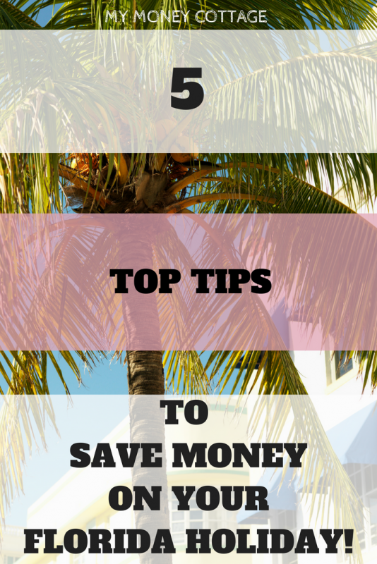 SAVE MONEY ON YOUR FLORIDA HOLIDAY