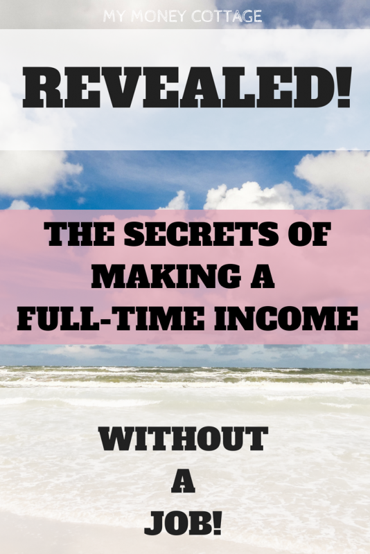 make a full-time income