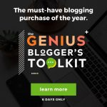 Genius Blogger's Toolkit 2018 - Full Product List