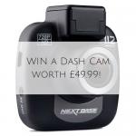 WIN a Dash Cam worth £49.99!